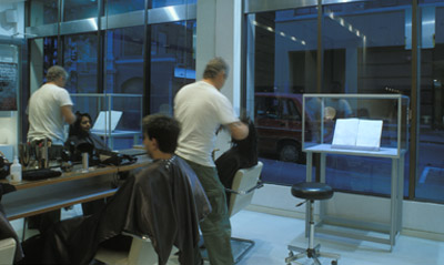 Image from Site #1: Worksense Haircutters ivan